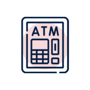 ATMs available at City Bank and Trust