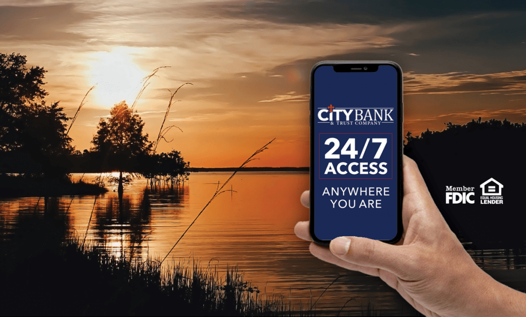 Mobile Banking at City Bank and Trust Company